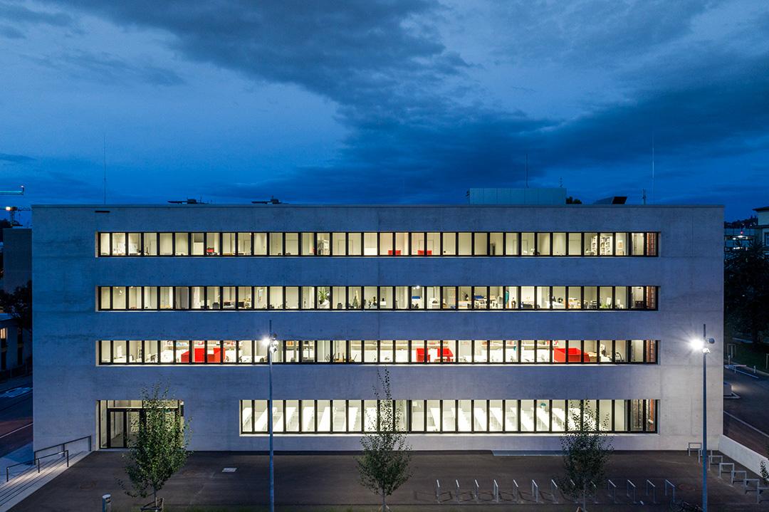 Neubau der Fakultät Architektur und Gestaltung